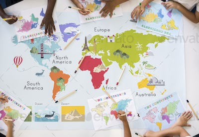 africa map continents stock photos royalty free images