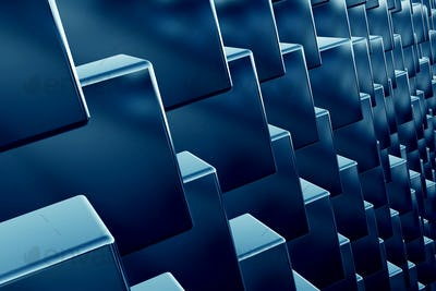 3D Cube Shape Stock Photos & Royalty-Free Images